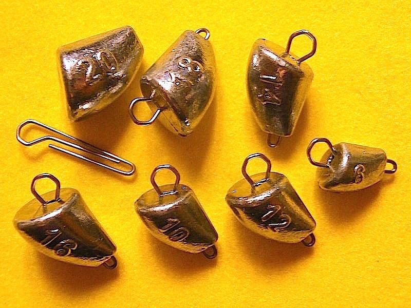 формы для джиговой ловли